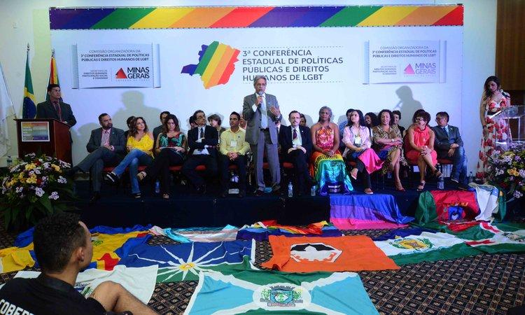 Minas vai criar o Conselho Estadual de Cidadania de Lésbicas, Gays, Bissexuais, Travestis e Transexuais